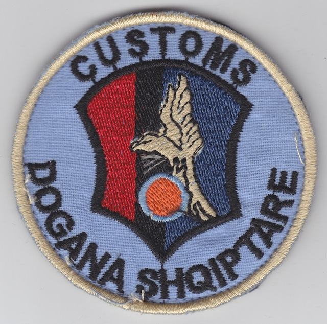 AL 001 Shoulder Patch current Style very rar