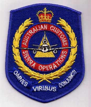 Australian Customs Sierra Unit