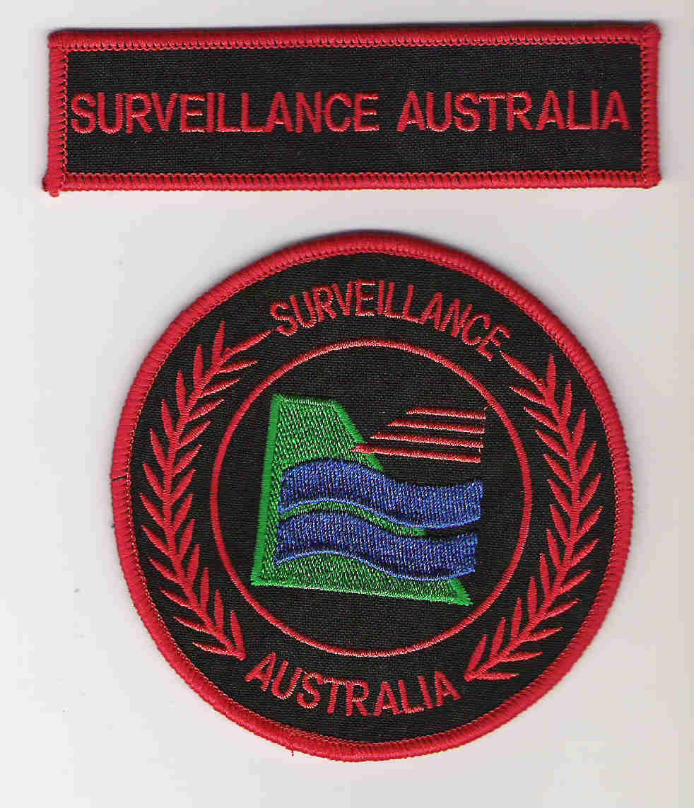 Australian Customs Coastwatch (Contractor)