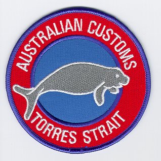 Australian Customs Torres Strait