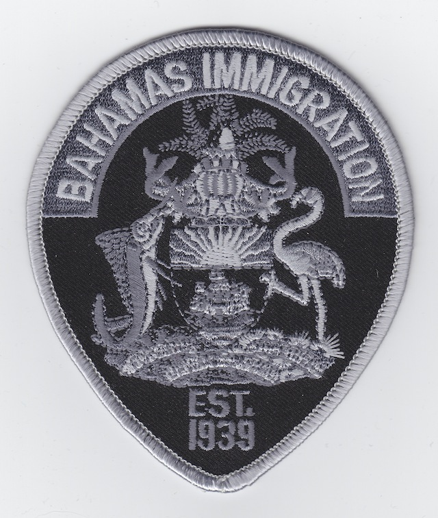 BS 004 Immigration Service subdued Version