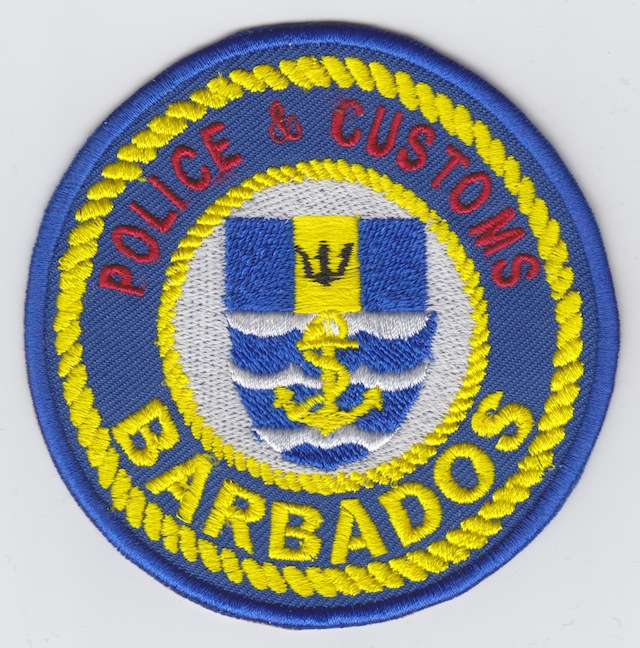 BB 001 Shoulder Patch current style