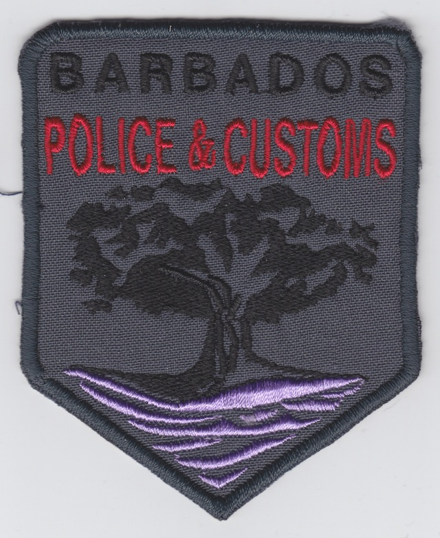 BB 002 Shoulder Patch old Style