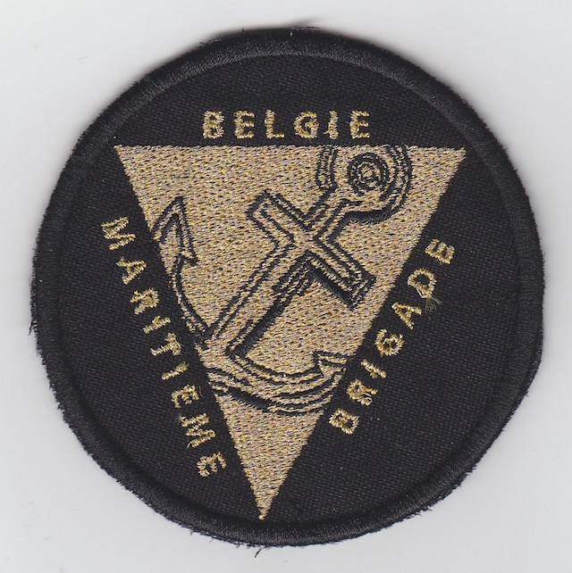 BE 002 Belgian Customs Brigade Maritime