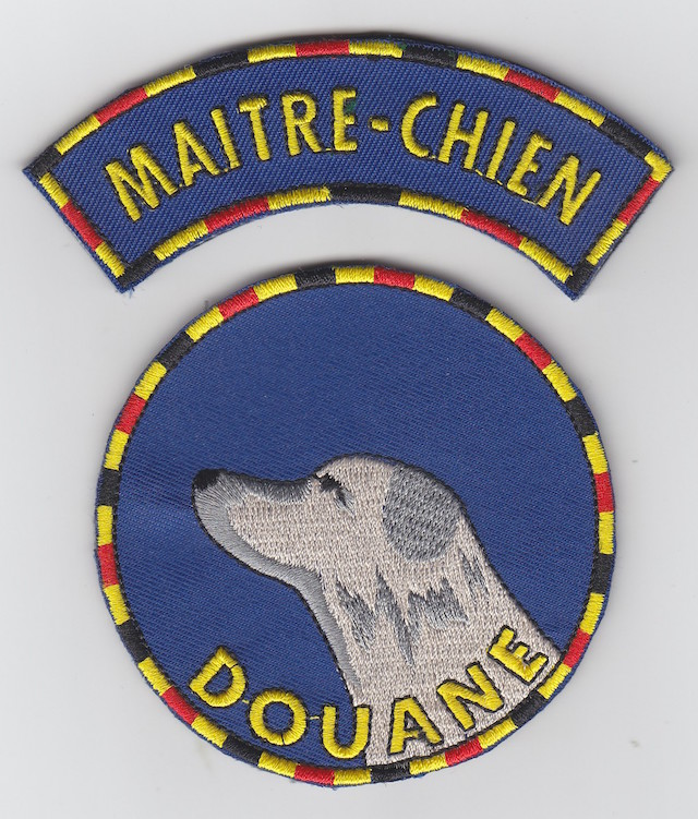 BE 007 Belgium Customs Detector Dog Unit V2