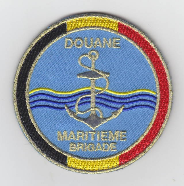 Belgium Customs Maritime Brigade