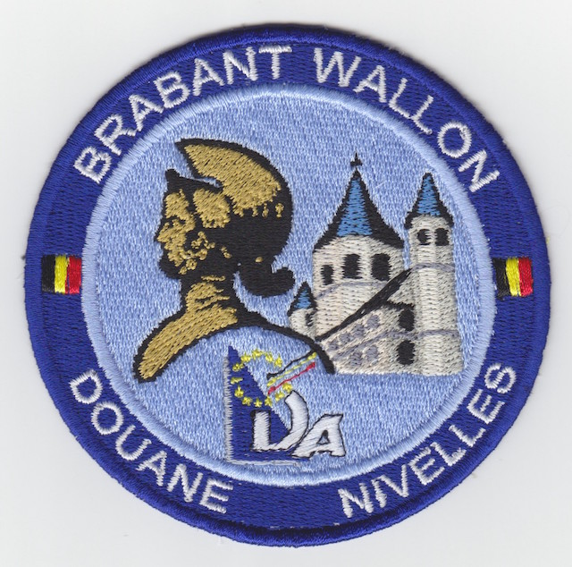 Belgium Customs Brabant Wallon Douane Nivelles