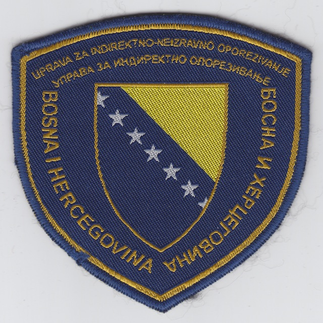 BH_003_Shoulder_Patch_Tax_and_Customs_Agency