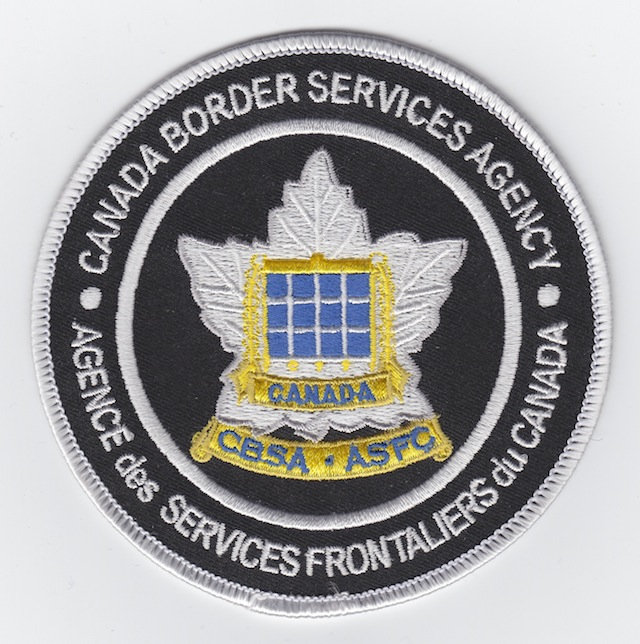 CA_054_Canada_Border_Service_Agency_round_Patch
