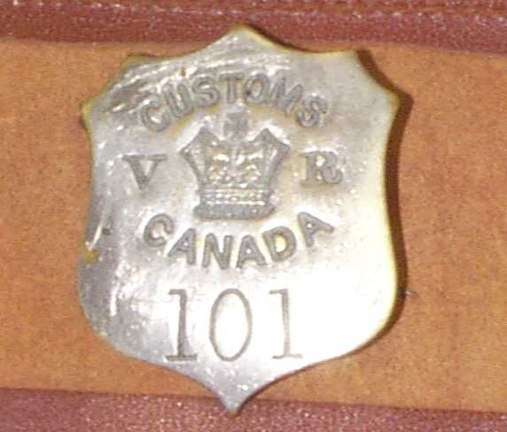 Canadian Badge1890s