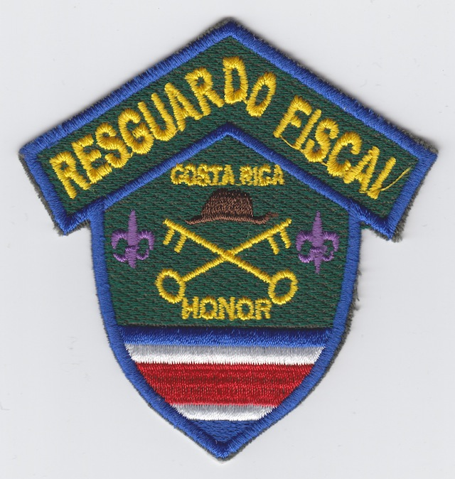 CR 001 Finance Ministery Honor Guard