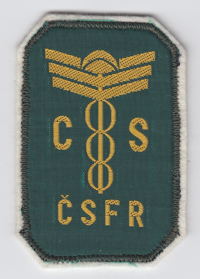 CZ_004_Patch_Soviet_Aera_worn_from_1990-1992_embroidered_Version_I