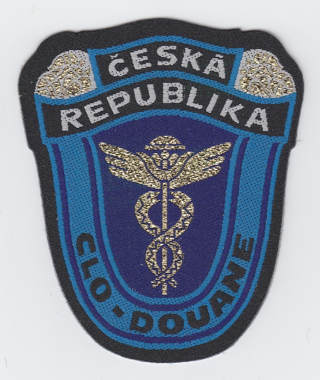 CZ_006_Shoulder_Patch_worn_from_1993-1997_Jacket