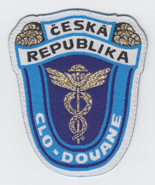 CZ_007_Shoulder_Patch_worn_from_1990-1992_T-Shirt