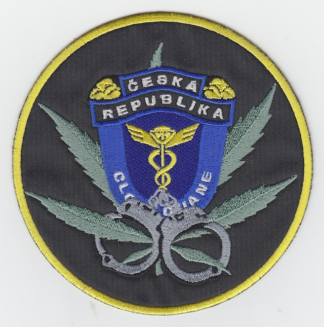 CZ 009 Special Group Anti Drug Unit