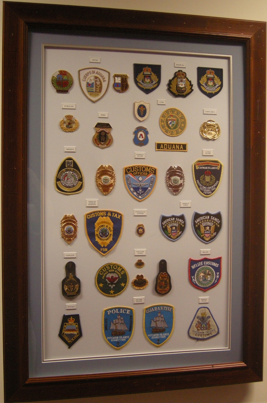 Combined display
