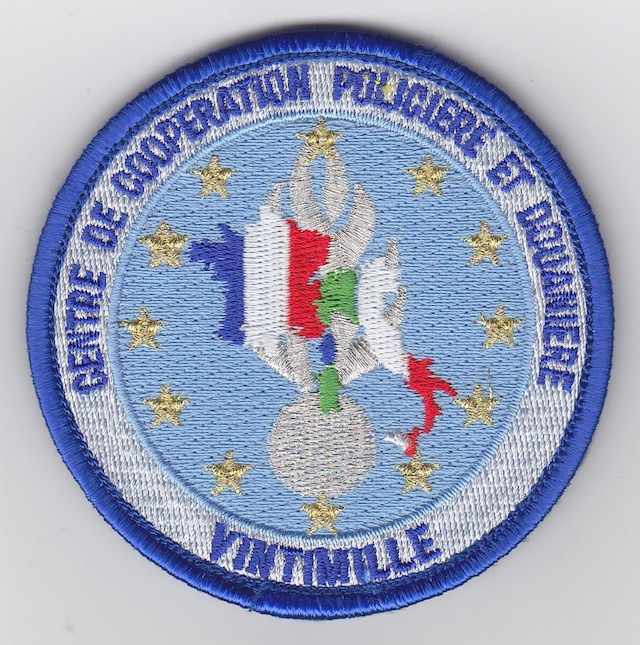 FR 068 Joint Cooperation Centre Police  Customs City Ventimille