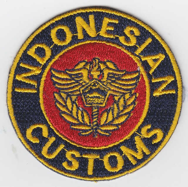 ID_003_Indonesian_Customs_Service_yellow_Border_small_Patch