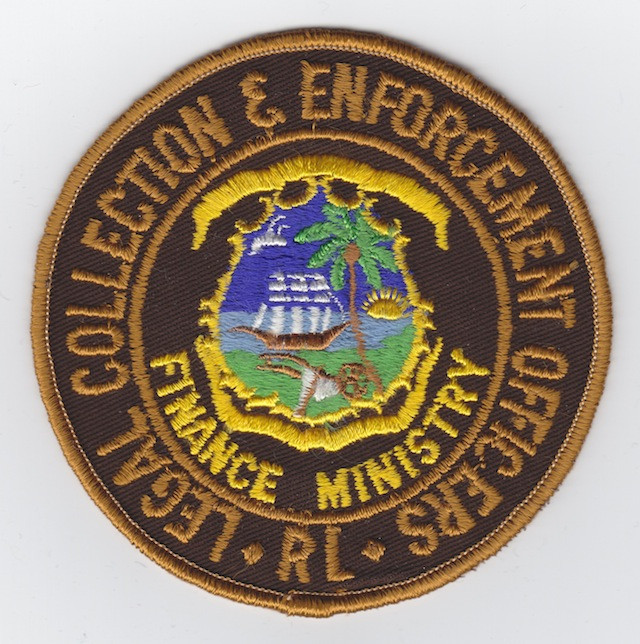 LR_003_Finance_Ministery_Enforcement_Officer