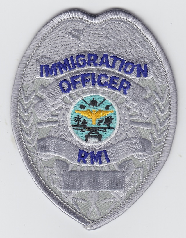 MH 003 Immigration Service Rank Officer