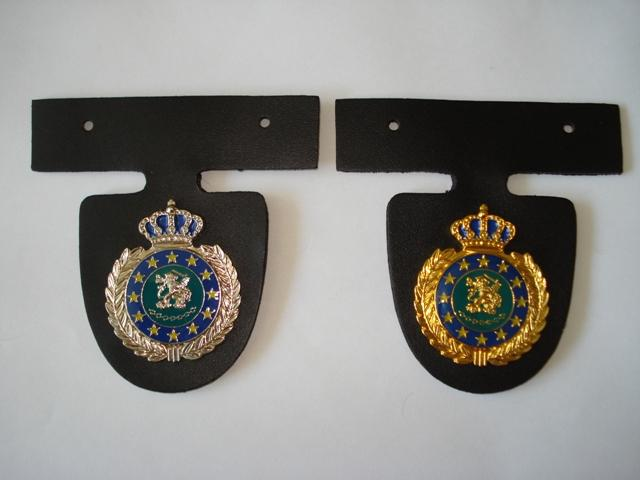 Netherlands service badges different ranks
