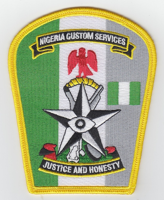 IG 001 Nigerian Customs Service current Style