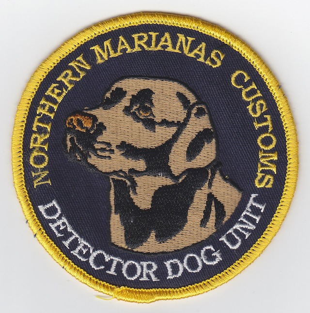 MP 002 NM Customs Detector Dog Unit