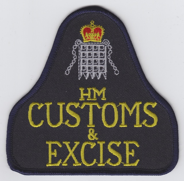 UK 001 Shoulder Patch current Style
