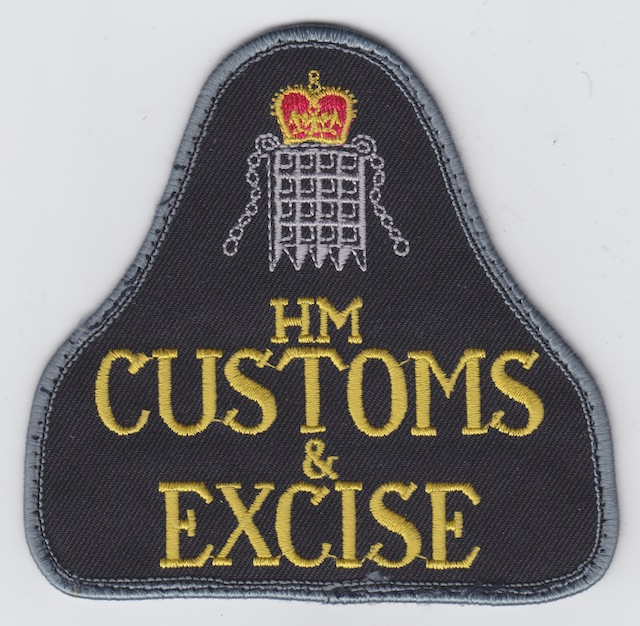 UK 002 Shoulder Patch from Overall