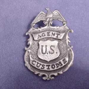 Transcom breast insignia badge