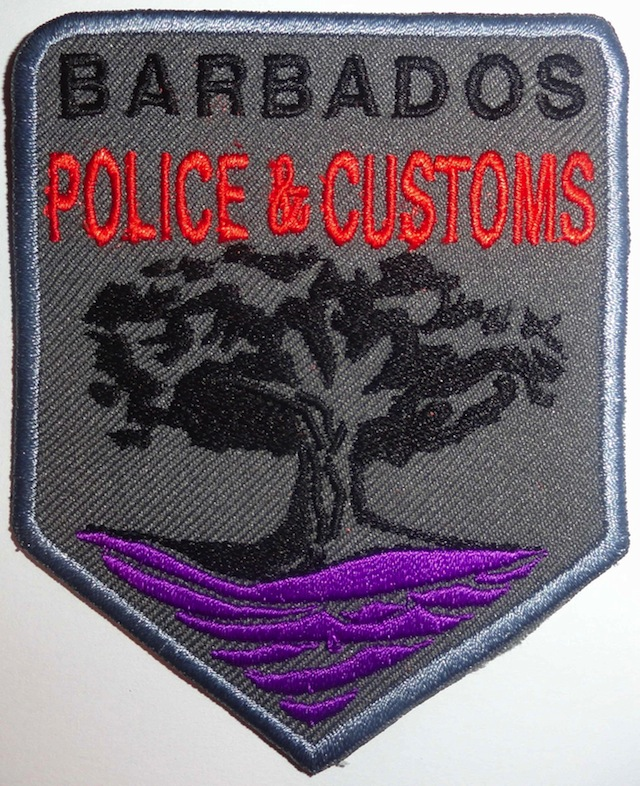 barbados police customs thaylander