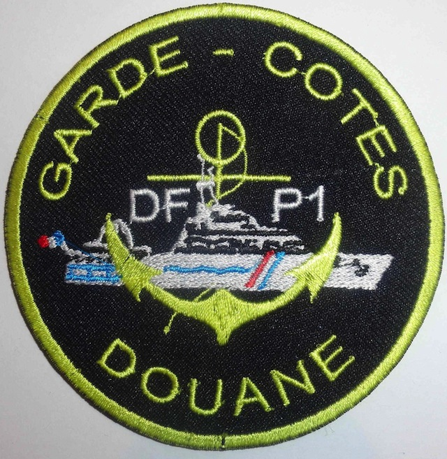 france coastguard thaylander