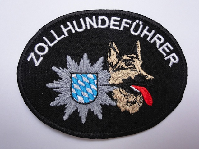 germany k9 old thaylander