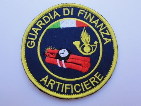 italy customs bomb squad thaylander